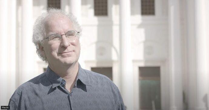 Brewster Kahle, l'un des fondateurs de l'Internet Archive