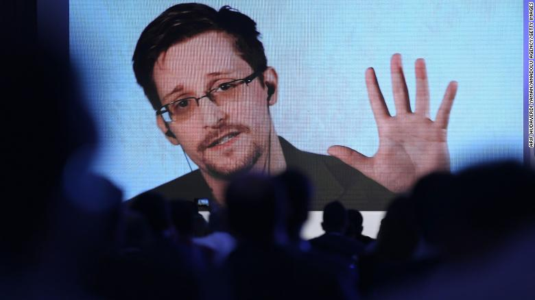 Edward Snowden is accused of espionage and theft of government property in the US for leaking troves of information.